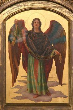 theraccolta:  Archangel Gabriel