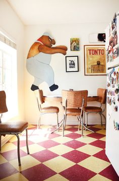 Amber's Art-Filled Austin Apartment