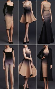 Refuse to tolerate mediocrity or poor performance Mode Outfits, Dress Outfits, Fashion Dresses, Dress Up, Pretty Dresses, Beautiful Dresses, Evening Dresses, Prom Dresses, Mode Inspiration