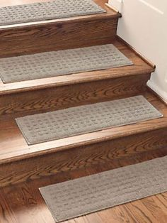 Clean Non Slip Treads For Stairs Stairs Without Carpet