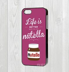 Nutella phone case (for iPhone 5 please)