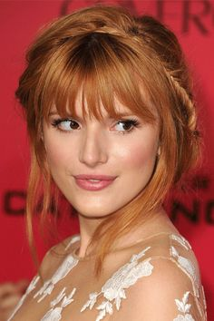 10 Brilliantly Effortless Ways to Jazz Up Your Look for Holiday Parties: Bella Thorne, 'Loose Braids'