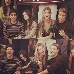 Just started watching The OC - love it!