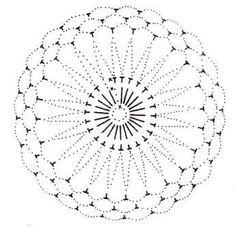 Best 12 U Kathryn : Szydełkowe bombki-wzory/Crochet baubles-patterns – SkillOfKing.Com - Her Crochet Crochet Stone, Crochet Doily Rug, Crochet Snowflake Pattern, Crochet Ball, Crochet Mandala Pattern, Crochet Motifs, Crochet Snowflakes, Freeform Crochet, Thread Crochet