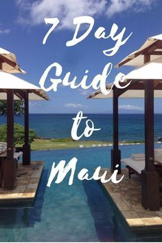 Aloha! Maui is a beautiful island located in Hawaii and the 17th largest island in the United States. On this island you will find beautiful beaches, people, culture, amazing cuisine and excursions…