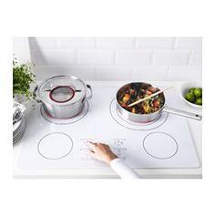 r sultat de recherche d 39 images pour cuisine plaque cuisson blanche cuisine pinterest. Black Bedroom Furniture Sets. Home Design Ideas
