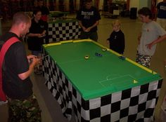 Boys birthday party activities