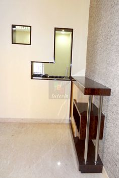 Foyer Unit with side view