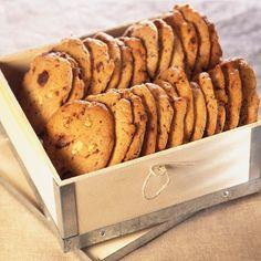 Cookies chocolat caramel (cuisine actuelle)