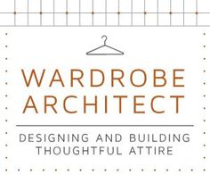 Crafting a small wardrobe that reflects who you are  |  Coletterie