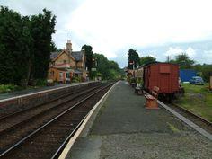 Hampton Loade Station - Severn Valley Railway