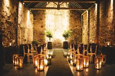 Fairy Light Backdrop for Rustic Barn Ceremony   By Happily Ever After Neon Wedding Sign   Rustic Wedding   Barn Wedding   Rainy Wedding   Wellies for Wedding   Pet Dog at Wedding   Aisle Decor   Altar Decor   Wedding Decor   Wedding Lighting   Romantic Wedding Decor   Ceremony Decor Romantic Wedding Decor, Wedding Aisle Decorations, Rustic Wedding Signs, Ceremony Decorations, Rainy Wedding, Rustic Barn, Fairy Lights, Backdrops, Wedding Lighting