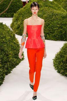 Christian Dior. Весна-лето 2013 Couture