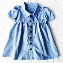 Classic Girl's Dress