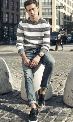 Express 2016 Spring Mens Style 001 800x1334 Express Rounds Up Key Spring Styles