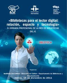 IV Jornada Profesional de la RBIC - 15 de diciembre de 2011