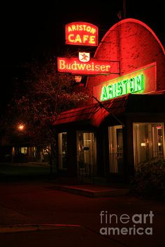 Ariston Cafe in Litchfield Illinois