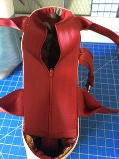Seat Belt Series: Market Tote Sewing Pattern | cozy nest design