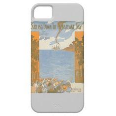 Sailing Down the Chesapeake Bay iPhone 5 Case