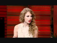 taylor swift interview with R (part 1 of Taylor Swift Interview, Love Her, Nfl, Music, Youtube, Musica, Musik, Muziek, Nfl Football