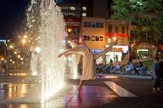 Misturar dança na cidade pode dar certo. Conheça o projeto de Jordan Matter