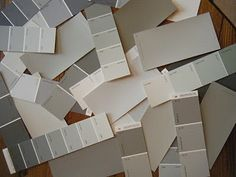 Favorite Neutral Paint Colors ... Lists of favorite Sherwin Williams warm beiges, taupes, greys, etc.  Helpful!