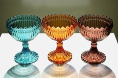 and now they're also Maribowls! Glass Company, Deep Red Color, Seville, Vignettes, Finland, Decorative Items, Scandinavian, Porcelain, House Design