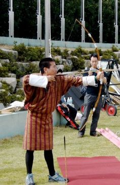 traditional archery of the world