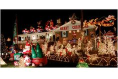 Christmas Overboard-Worst Christmas Decorations Ever