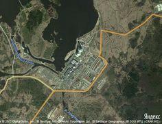 Centrale nucléaire de Kalinin | Placez-le sur la carte du monde
