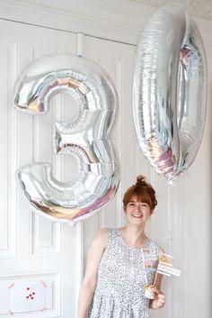 Der 30. Geburtstag - Die Party - 30 Jahre Johanna | Pinkepank