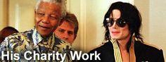His Humanitarian Work