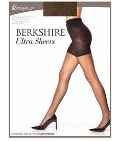 000e6f6db44 Berkshire - Women s Berkshire 5016 Ultra Sheers Bottoms Up Control Top  Pantyhose - Walmart.com