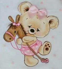 Teddy Bear Cartoon, Cute Teddy Bears, Baby Cards, Kids Cards, Tatty Teddy, Kids Cartoon Characters, Teddy Bear Pictures, Baby Posters, Baby Clip Art
