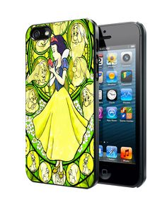 Stained Glass Snow White Samsung Galaxy S3/ S4 case, iPhone 4/4S / 5/ 5s/ 5c case, iPod Touch 4 / 5 case
