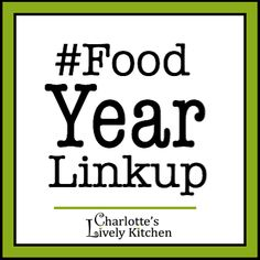 Food blogger's calendar 2016 - all the national food days and weeks