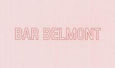 Belmont Hotel on Behance