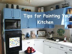Some common sense suggestions to get you through the painting process.