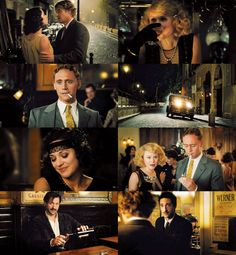 Midnight in Paris (2011) I LOVED this movie! It was a pleasant surprise to see so many favorites in the movie especially F. Scott Fitzgerald!