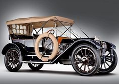 1912 Oldsmobile Limited Five-Passenger Touring sold May 2012 for 3.3 million dollars.
