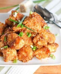 Baked Honey Garlic Chicken!