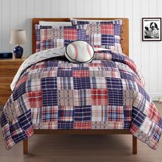 Home Run 4-piece Comforter Set