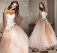 Top Sale Tulle Quinceanera Dresses 2015 Sexy A Line Sweetheart Backless Lace Applique Beads Hand Made Flowers Floor Length Formal Gowns