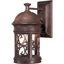 The Great Outdoors 1 Light Wall Mount
