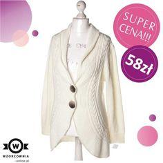 SUPER #CENA: #Kremowy #sweter #Dunnes