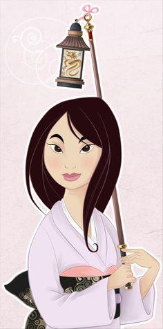 Japanish+Mulan+by+MikiMushu.deviantart.com+on+@deviantART