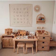 Better Than Yesterday, Cute Desk, Love Days, Classroom Setting, Rattan Furniture, Nursery Neutral, Good Ol, Nook, Playroom