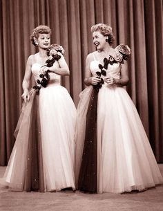 I Love Lucy - Lucille Ball & Vivian Vance The Best Of Friends :)