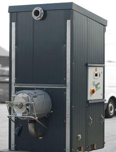 Biogasanlage Gülle separieren - Biogas Separator stationär- Gülleseparation, mobiler Separator, Separationseinheiten, mieten, kaufen, gebraucht