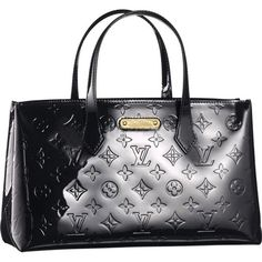 Louis Vuitton Monogram Vernis Wilshire Pm M91451 Arx